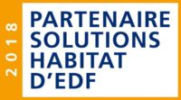 tradibat logo edf partenaire solutions habitat 2018