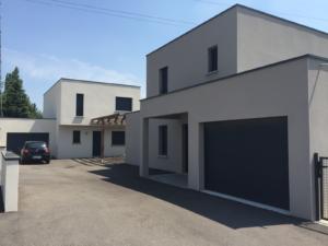 Maison tradibat à St Cyr sur le Rhône